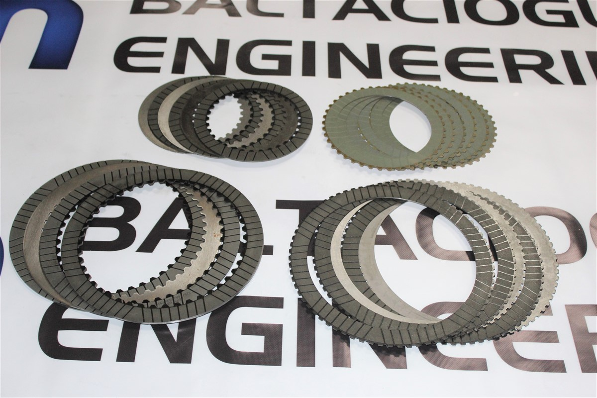 FRICTION AND STEEL DISCS KIT - Z.4181298004