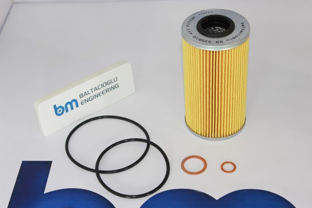 OIL FILTER KIT, DIWA.3E - V.59335510